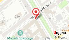 Апартаменты Prime 3 на карте