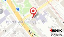 Отель Europe на карте