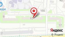 Апартаменты MinskWorld Apartment на карте