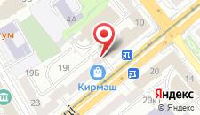 Апартаменты TRUSThome на карте