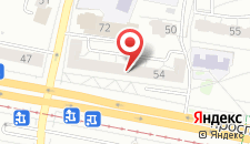 Апартаменты проспект Машерова на карте