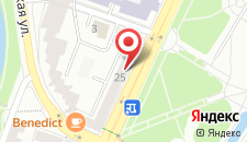 Апартаменты Троицкое Предместье на карте