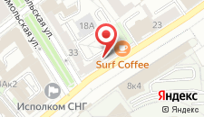 Апартаменты Маркса Кирова на карте