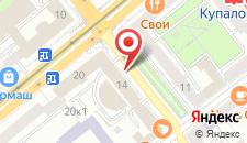 Апартаменты Эдем на карте