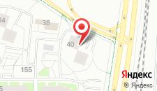 Отель EasyFlat на карте