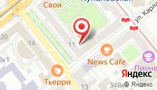 Апартаменты VIP Апартаменты Минск на карте