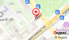 Апартаменты Unio апартаменты на карте