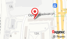 Апартаменты Маяковского 8 на карте
