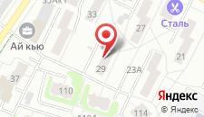 Апартаменты В Минске на карте