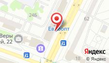 Апартаменты Максима Богдановича на карте
