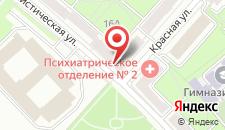 Апартаменты Минскрент на Коммунистической на карте