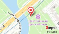 Апартаменты SutkiMinsk на карте