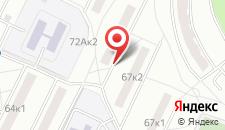 Апартаменты На Куйбышева 67 на карте