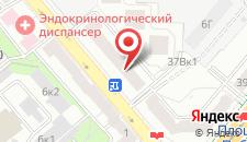 Апартаменты В центре Минска на карте