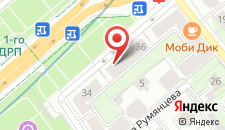 Апартаменты Guide of Minsk на карте