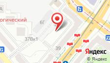 Апартаменты Aparton Проспект Независимости 39 на карте