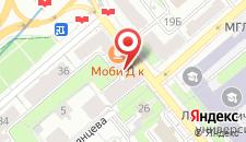 Апартаменты Мольнар Захарова 24 на карте