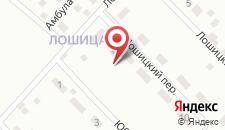Усадьба Лошицкая на карте