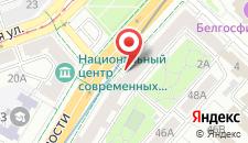 Апартаменты Купаловская на карте