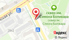 Апартаменты Апартаменты на Площади Победы на карте