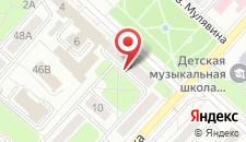 Апартаменты Апартаменты на площади Якуба Колоса на карте