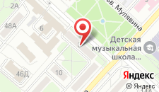 Апартаменты Якуба Колоса на карте