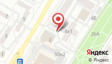 Апартаменты Твой Остров на Сурганова на карте