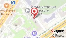 Апартаменты на Дорошевича 4 на карте