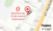 Апартаменты StudioMinsk 3 Apartments - Minsk на карте