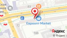 Апартаменты Минск Премиум Апартаменты 5 на карте