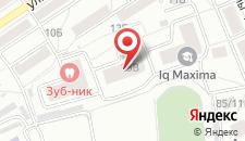 Апартаменты Мольнар Апартмент Независимости 85в на карте