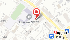 Апартаменты Super Kalinina Apartments на карте