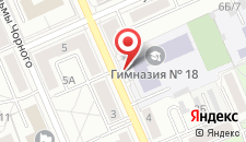 Апартаменты Рент - Минск на карте