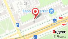 Апартаменты Инесса на карте