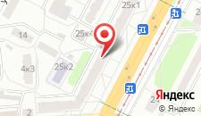 Апартаменты Logoyka на карте