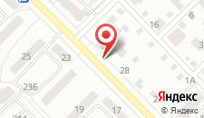 Гостевой дом Акация на карте
