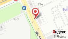 Апартаменты Макаенка на карте