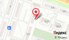 Апартаменты на Филатова на карте