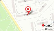 Апартаменты Севастопольский парк на карте