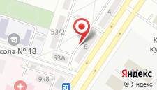 Апартаменты на Кулешова на карте