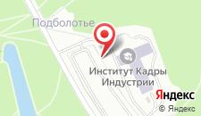 Отель Агат на карте