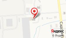 Гостиница Ольгас на карте