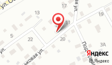 Гостевой дом Васильки на карте