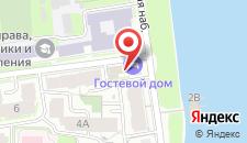 Гостевой дом На Великой на карте