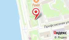 Хостел Жили-Были на карте
