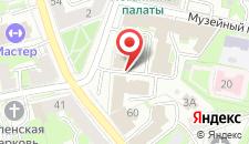 Гостиница Двор Подзноева на карте