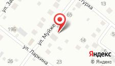 Комплекс апартаментов На Объездной на карте