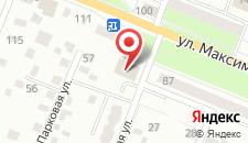 Гостиница ОАО Борисовский мясокомбинат на карте