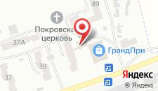 Мини-отель Ритм на карте