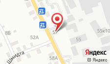 Мини-гостиница Боримак на карте